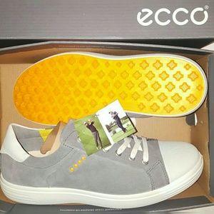 Ecco Golf Hybrid Shoes Men Sz 11 - 11.5 Euro 45